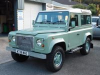 land rover sales penzance