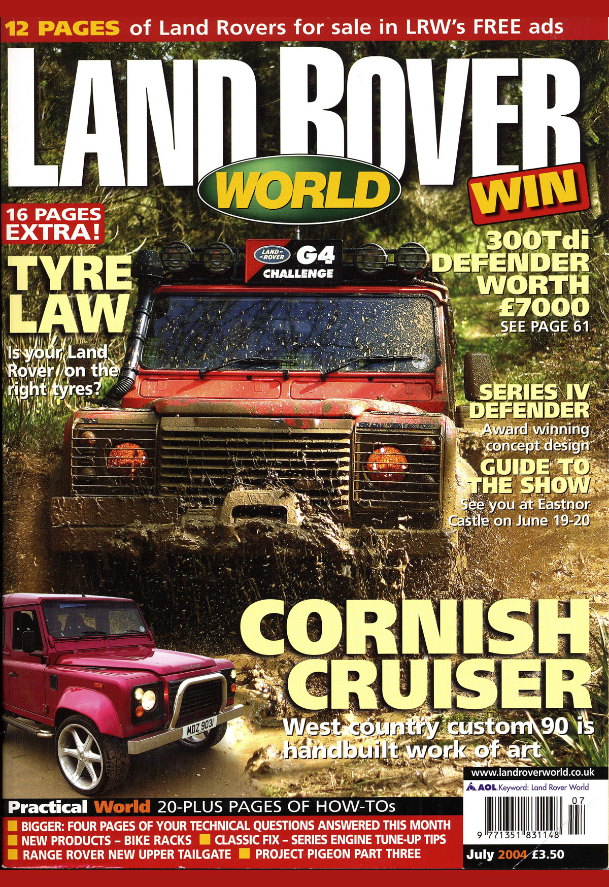 land rover south west