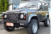 land rover specialist cornwall